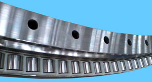 Roller and Ball Combination Slewing Bearing